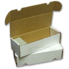 Cardboard Card Storage Box - 550 (can't ship)