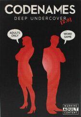 Codenames - Deep Under Cover 2.0