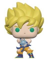 Pop! Animation - Dragon Ball Z S9 - SS Goku with Kamehameha wave