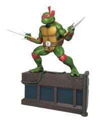 TMNT 1:8 Scale Raphael PVC Statue