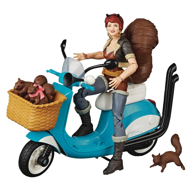 Marvel Legends - Squirrel Girl 6in Action Figure