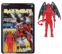 ReAction Figures - Iron Maiden The Number of the Beast - The Beast