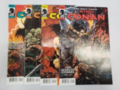 King Conan: The Scarlet Citadel (2011) #1-4 (8.5+)