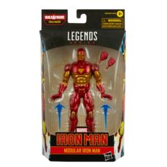 Marvel Legends - Iron Man - Modular Iron Man Action Figure (BAF Ursa Major)