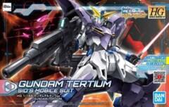 Gundam HGBD R - Gundam Tertium - Sid's Mobile Suit (1/144)