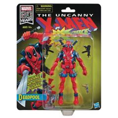 Marvel Legends - Uncanny X-Men / X-Force - Deadpool Deluxe Action Figure