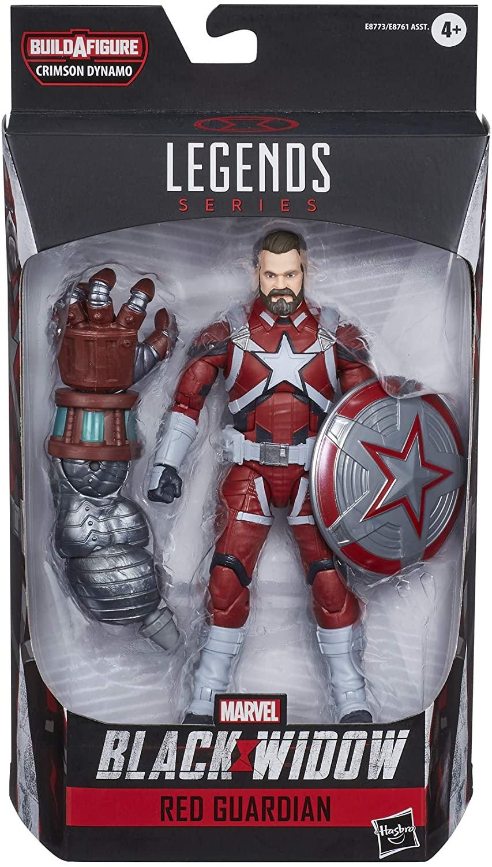 Marvel Legends - Black Widow - Red Guardian 6in Action Figure