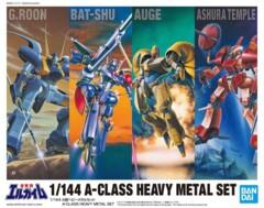 Heavy Metal L-Gaim HG - A-Class Heavy Metal Set