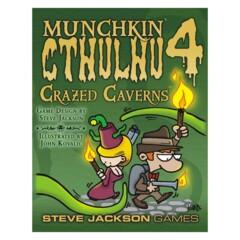 Munchkin Cthulhu 4: Crazed Caverns Expansion