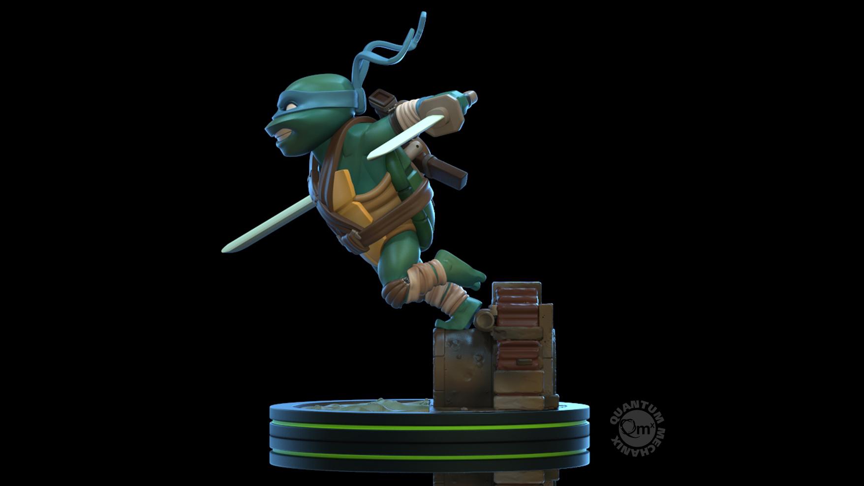 TMNT - Leonardo Diorama Figure