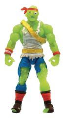 Toxic Crusader - Radioactive Red Rage Toxie Ultimate Action Figure