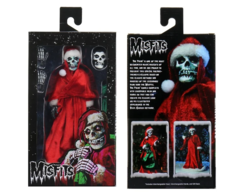The Misfits Holiday Fiend 8inch Clothed Action Figure