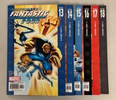Ultimate Fantastic Four N-Zone (Marvel 2004) #13-18 Set Warren Ellis 13 14 15 16 17 18 (8.5+)
