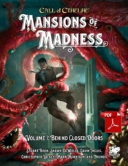 Call of Cthulhu - Mansions of Madness - Volume 1: Behind Closed Doors
