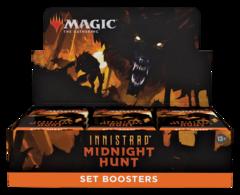 Innistrad: Midnight Hunt Set Booster Box (no store credit)