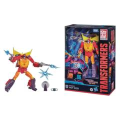 Transformers Generations - The Movie 86 Series #04 - Hot Rod