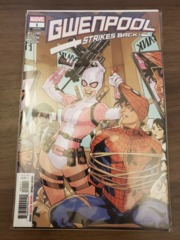 Gwenpool Strikes Back (Marvel 2019) #1-5
