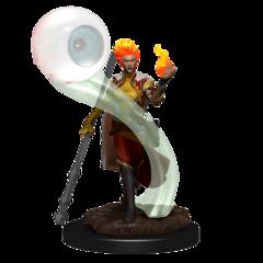 D&D Icons of the Realms - Premium Mini - Fire Genasi Female Wizard