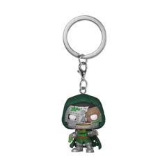 Pocket Pop! - Marvel Zombies - Doctor Doom Fig Keychain