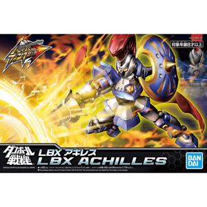 Little Battlers Experience 01 - Hyper Function Achilles LBX Model Kit