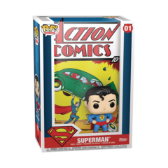 Pop! - DC Comics - Superman in Action Comics #1