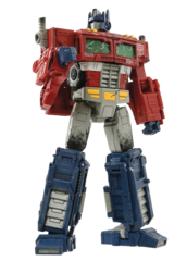 Transformers Masterpiece PF WFC-01 Optimus Prime Action Figure