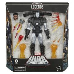 Marvel Legends - War Machine Deluxe 6in Action Figure