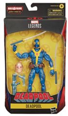 Marvel Legends - Deadpool - Deadpool Yellow 6in AF