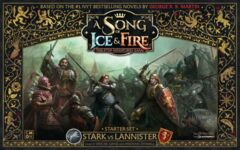 A Song of Ice & Fire - Starter Set - Stark vs Lannister