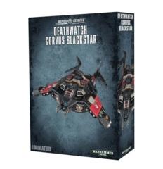 Adeptus Astartes - Deathwatch Corvus Blackstar