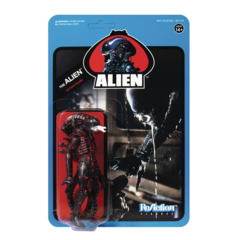 ReAction Figures - Alien - Bloody Alien Open Mouth (Blue Card)