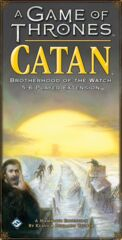 A Game of Thrones Catan - Brotherhood of the Watch 5-6 Player Extension