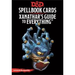 Dungeons & Dragons 5e - Spellbook Cards - Xanathar's Guide to Everything