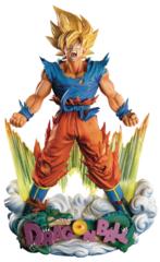 Banpresto - Dragon Ball Z - Master Stars Piece Son Goku