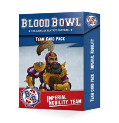 Blood Bowl - Team Cards - Imperial Nobility