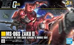 Gundam HG Universal Century - MS-06S Zaku II #234