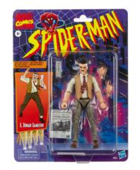Marvel Legends - Spider-Man Vintage - J. Jonah Jameson Action Figure