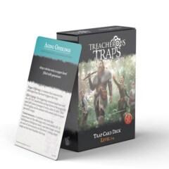 Treacherous Traps - Trap Card Deck - Level 1-4 (5E)