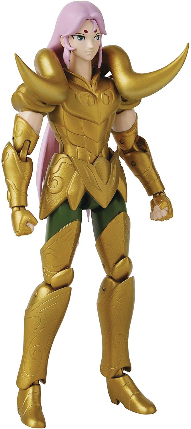 Anime Heroes - Knights Of The Zodiac: Mu 6.5 inch Action Figure