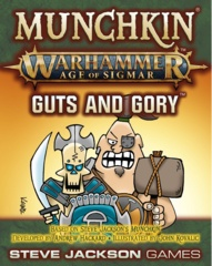Munchkin Warhammer Age of Sigmar: Guts and Gory
