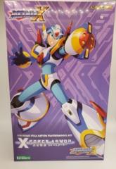 Mega Man X - X Force Armor Model Kit