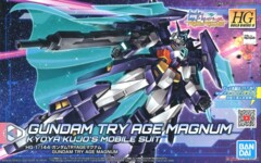 Gundam HG Build Divers R - Gundam Try Age Magnum (1/144) #027