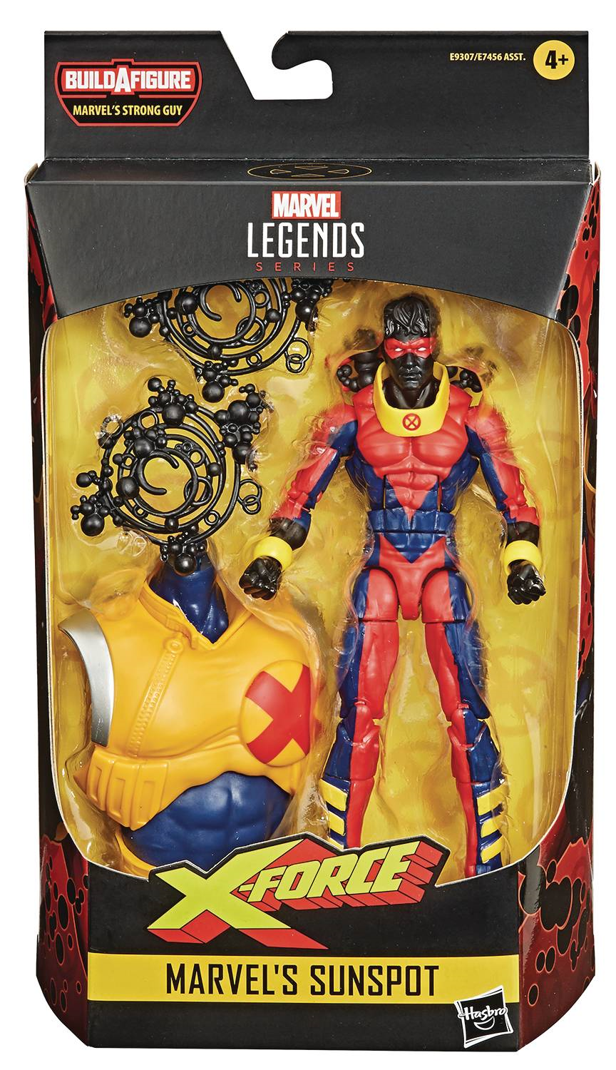 Marvel Legends - Deadpool - Sunspot 6in AF