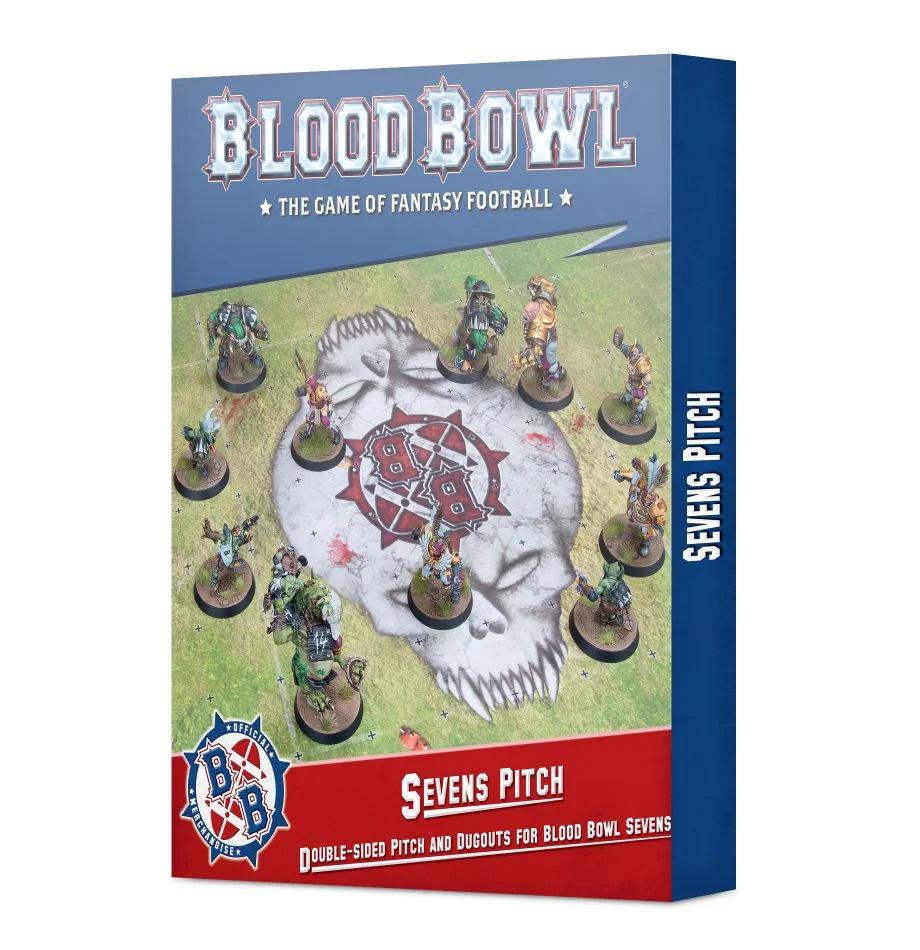 Blood Bowl - Pitch - Sevens