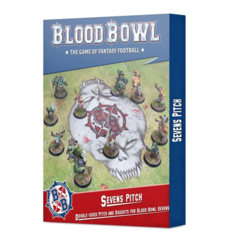 Blood Bowl - Pitch - Sevens