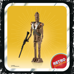 Star Wars Retro Collection - The Mandalorian - IG-11 3.75inch Action Figure