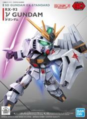 Gundam SD Ex-Standard - RX-93 Nu Gundam #016