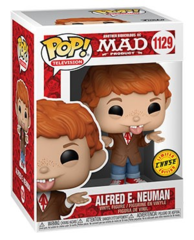 Pop! Mad TV - Alfred E Neuman CHASE Variant