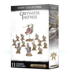 Start Collecting! - Greywater Fastness