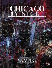Vampire the Masquerade - Chicago by Night